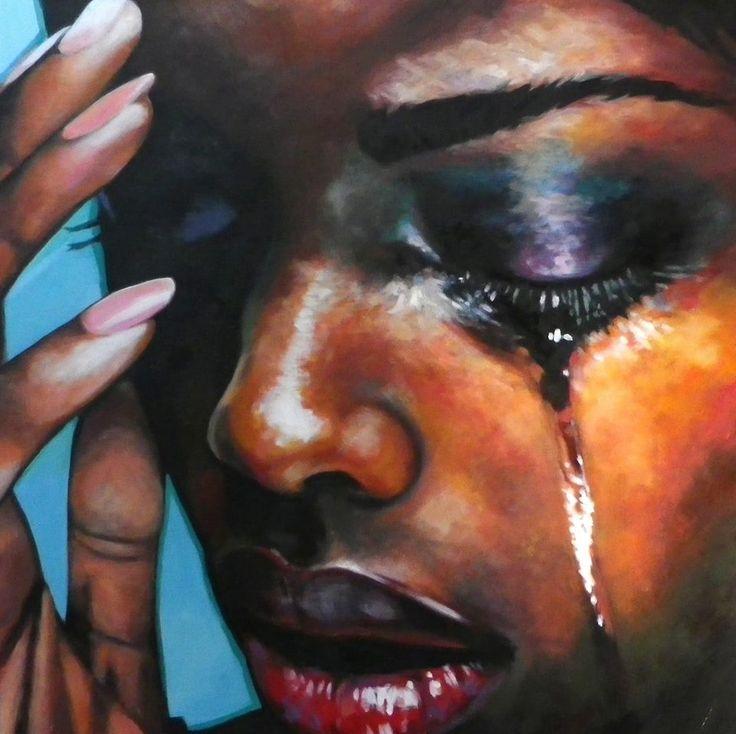 Als je niet huilt, word je dan ziek?