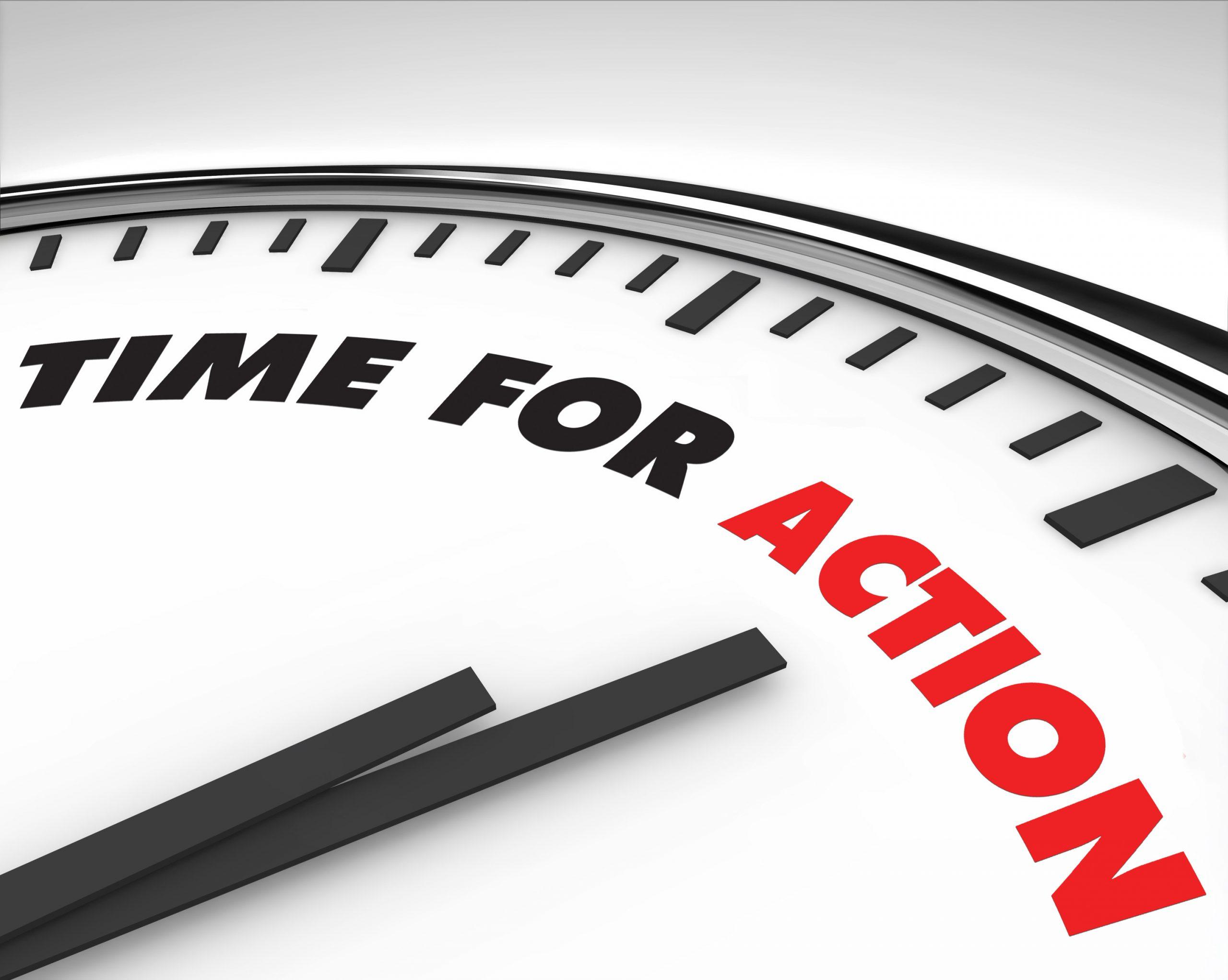 Ik geloof in actie!
